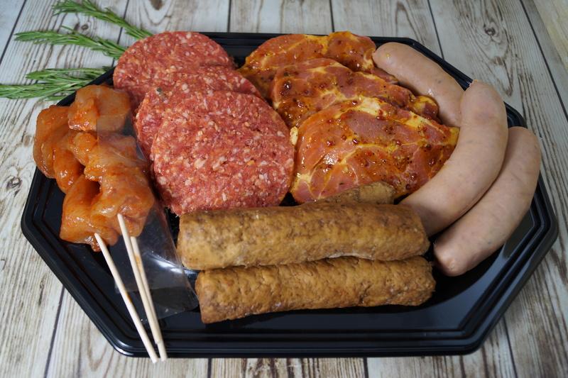 Barbecuepakket BASIS