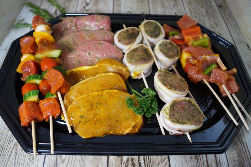Barbecuepakket LUXE