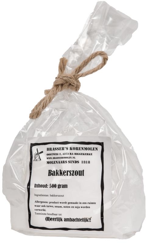 Bakkerszout (500 gram)