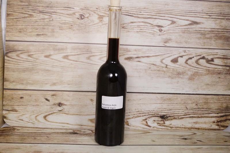 Balsamico Azijn Dadel & Vijgen, flesje ca. 200 ml