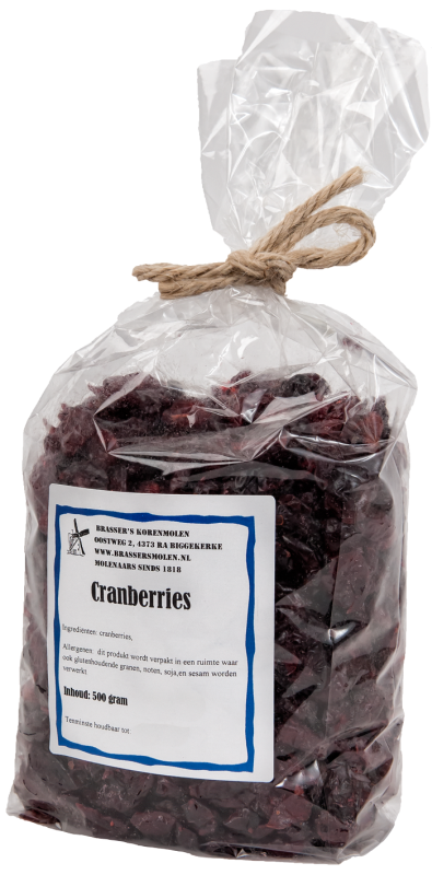 Cranberries (500 gram)