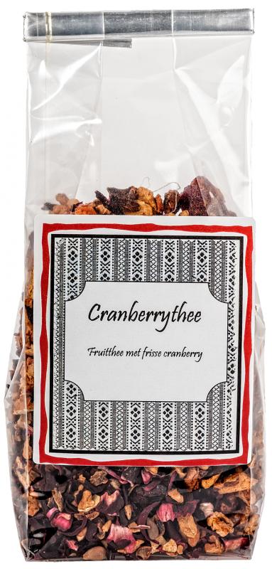 Cranberrythee (100 gr)