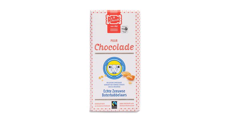 Puur Chocolade (100 gram)