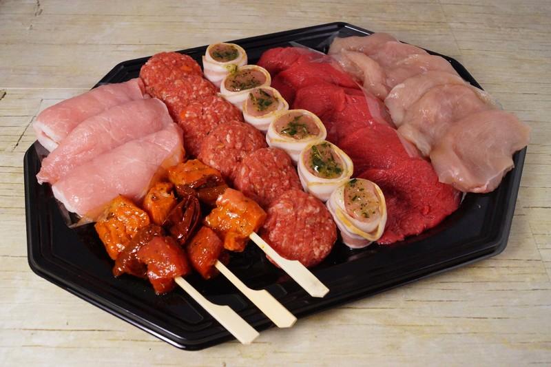 Gourmet pakket Luxe