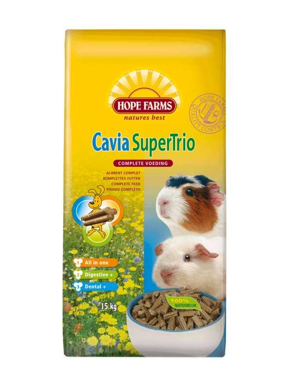 Hope Farms Cavia SuperTrio