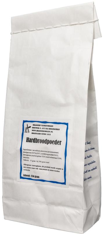 Hardbroodpoeder (250 gram)
