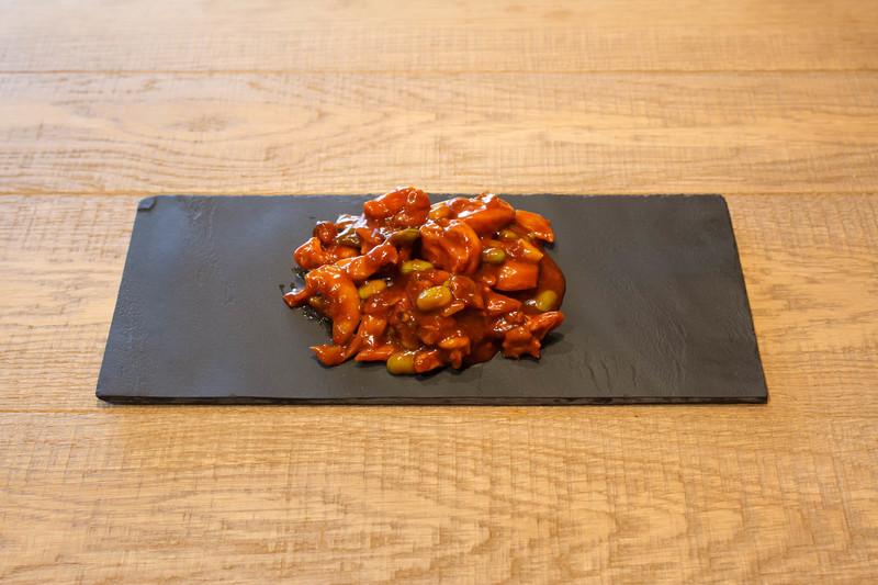 Kip in indische saus (500 gr)