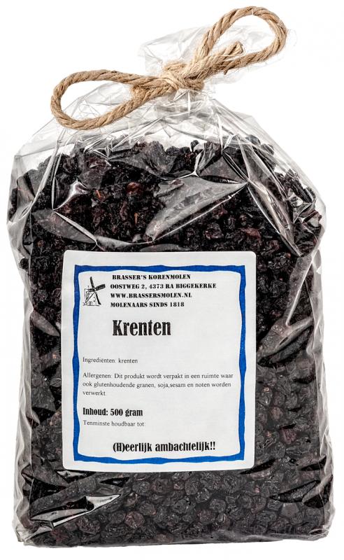 Krenten (500 gr)