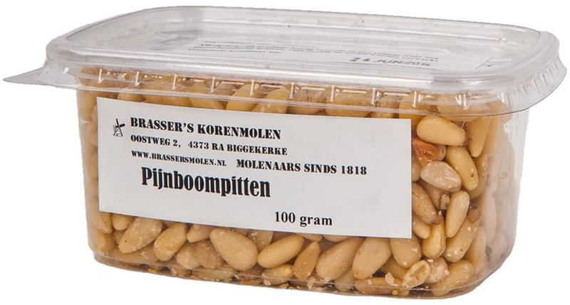 Pijnboompitten (100 gr)