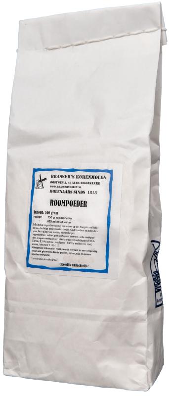 Roompoeder (500 gr)