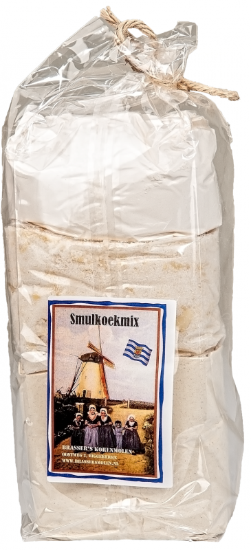 Smulkoekmix (1050 gram)