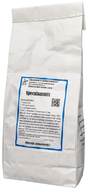 Speculaasmix (500 gram)