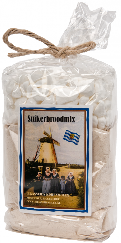Suikerbroodmix