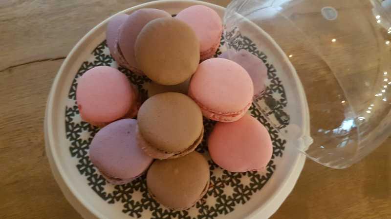 Macarons (per stuk)