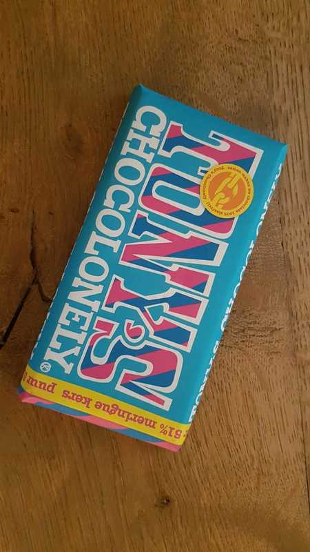 Tony Chocolonely: merengue/kers