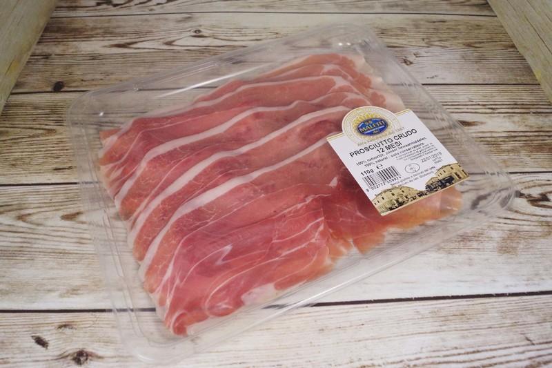 Antipasto Prosciutto Crudo, 110 gr
