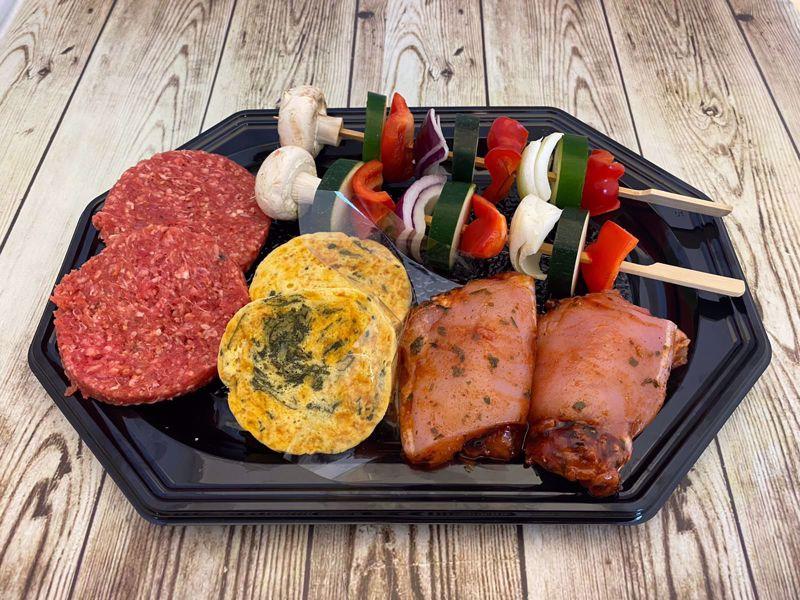 Barbecuepakket FLEX