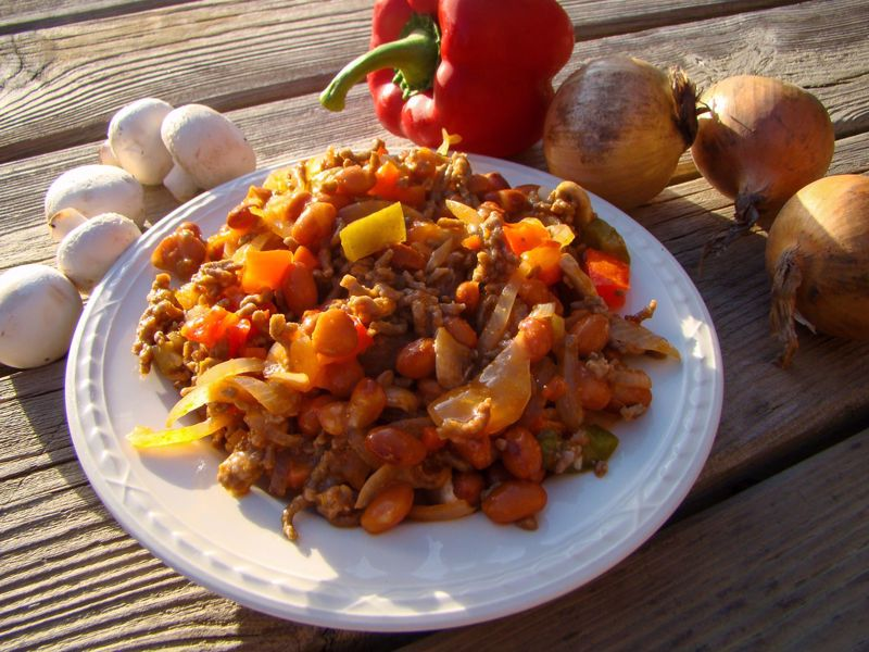 Chili con carne (500 gram)