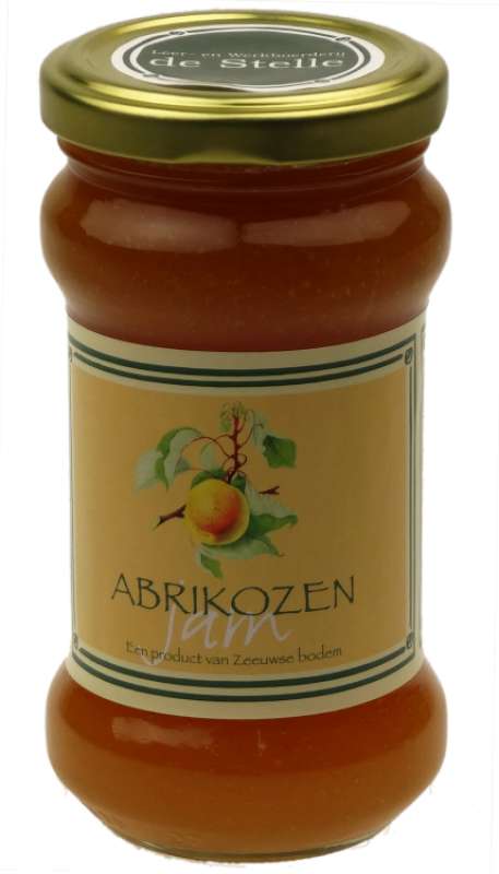 Abrikozen jam