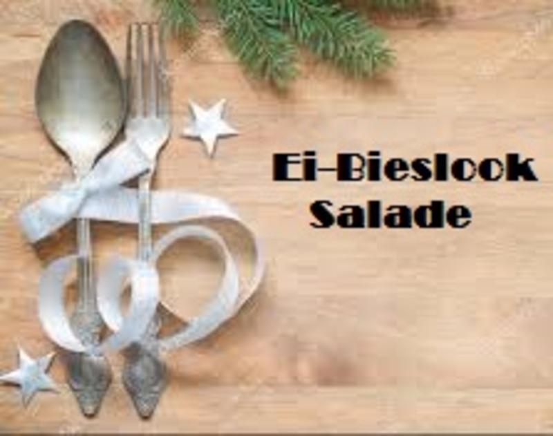 Ei-bieslook Salade (150gr)