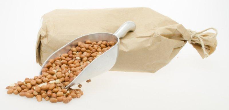 Gepelde pinda's (3 kg)