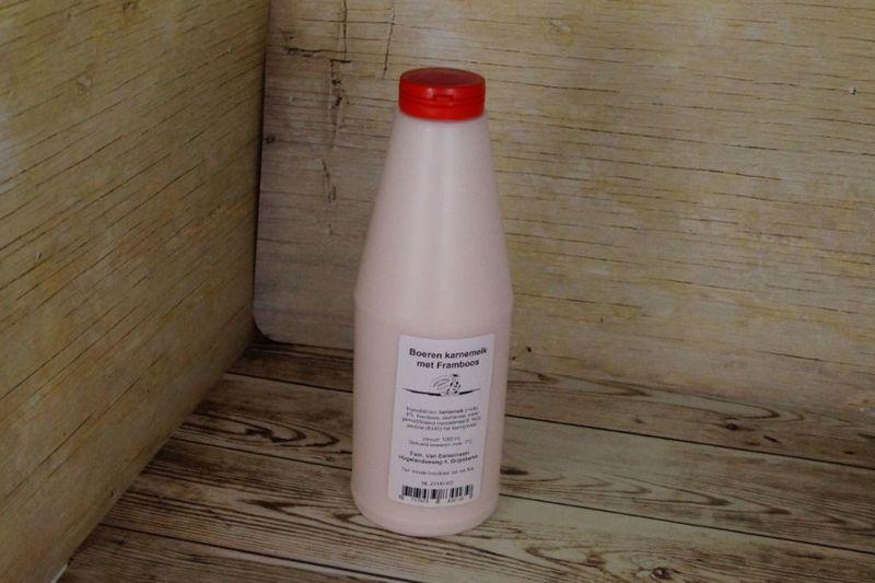 Karnedrank met framboos, 1000 ml