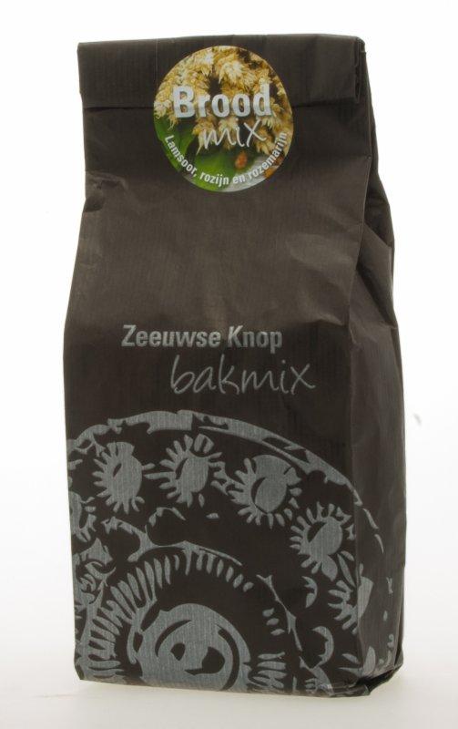 Zeeuwse KnopLamsoorbroodmix (550 gram)