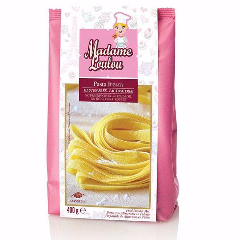 Madame loulou mix voor verse pasta 400 gram glutenvrij