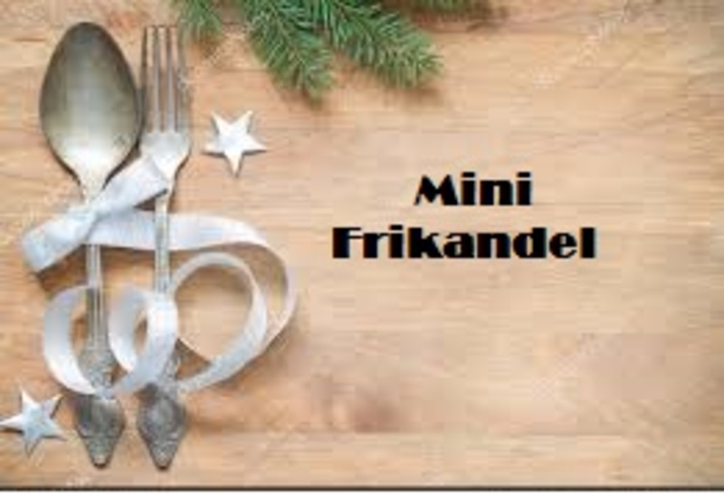 mini Frikandel