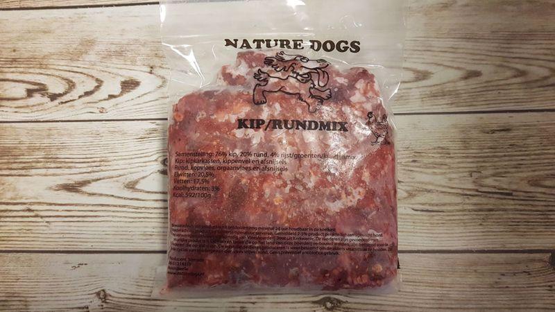Nature Dog, Kipmix (diepvries)