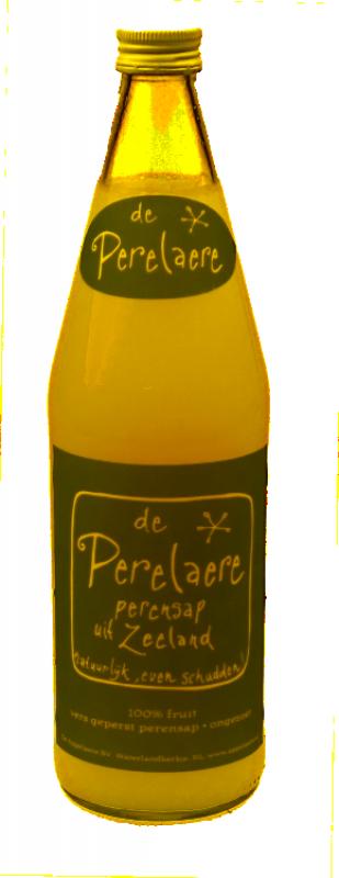 Perelaere grote fles (0,75 L)