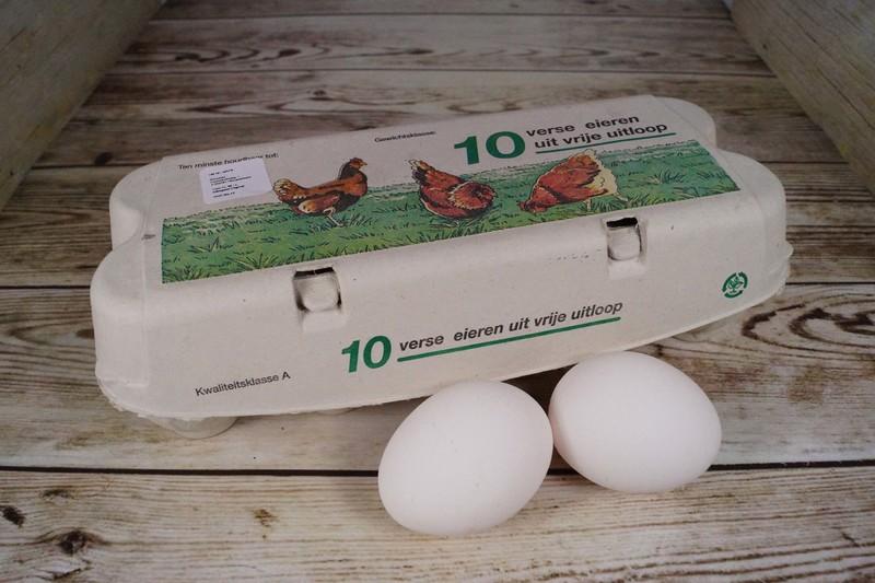 Scharrel Eieren, 10 stuks