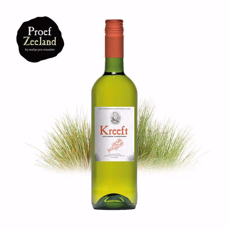 Witte wijn Kreeft