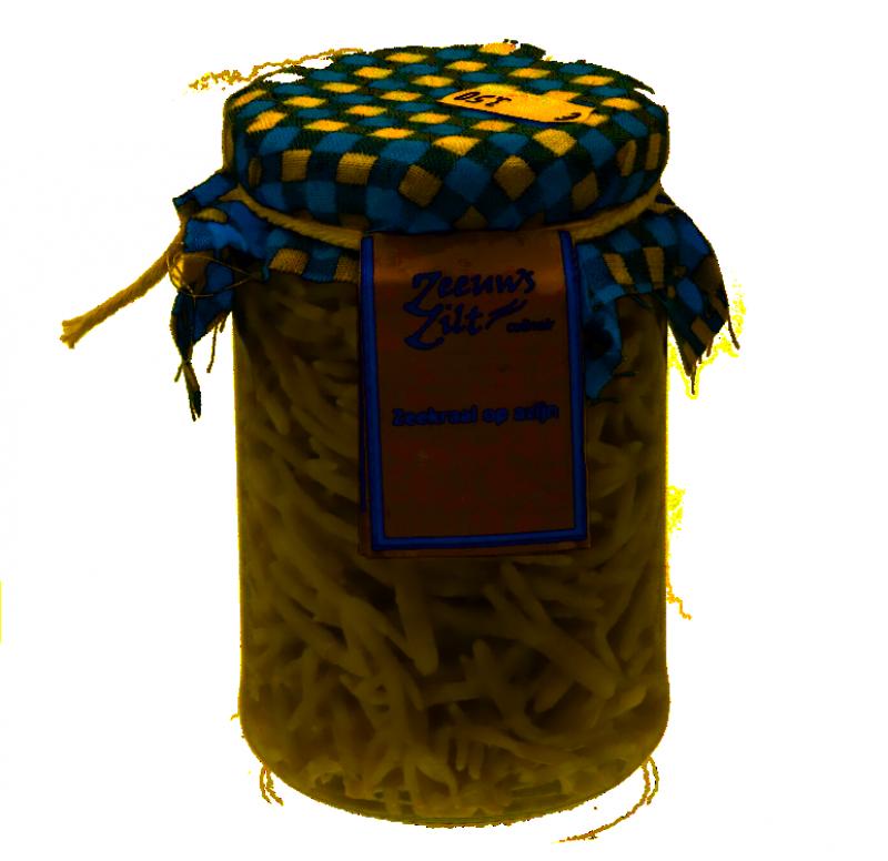 Zeekraal op azijn