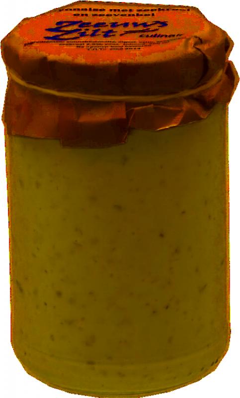 Mayonaise met zeekraal