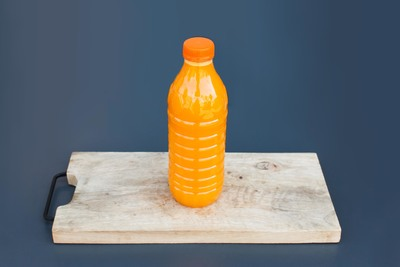 1 Liter vers geperste jus d' orange