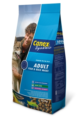 Canex Dynamic Adult Fish & Rice Maxi