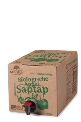 Appelsap Biologisch SAP-TAP (5 liter)