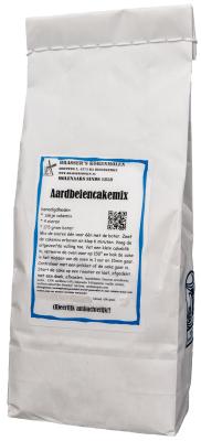 Aardbeiencakemix (500 gram)
