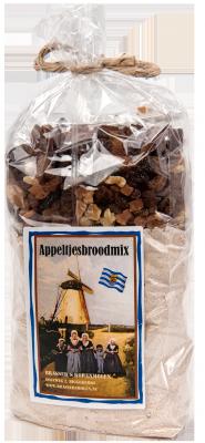 Appeltjesbroodmix (750 gram)