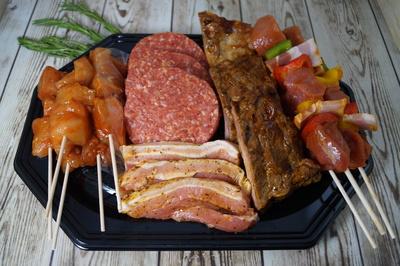 Barbecuepakket CLASSIC