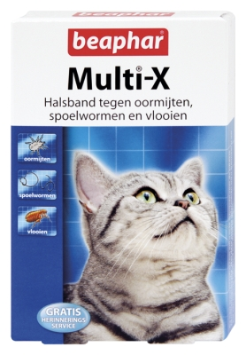 Multi-X Halsband