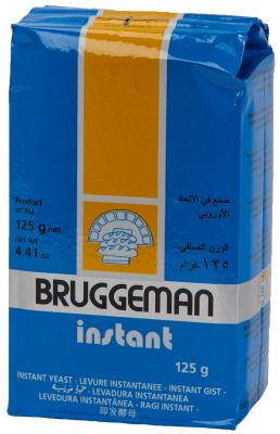 Gedroogde gist (125 gram)