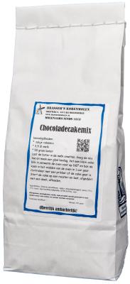 Chocolade taartmix (600 gram)