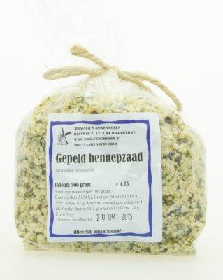 Gepeld Hennepzaad (300 gr)