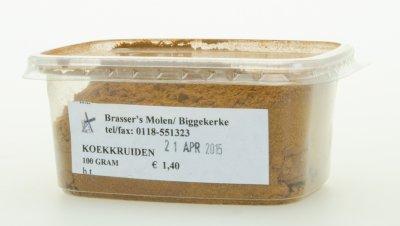 Koekkruiden (100 gr)