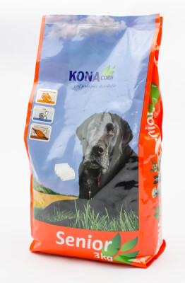 Konacorn Hondenbrok Senior (3 kg)