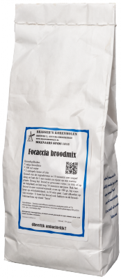 Foccacia broodmix (500 gram)