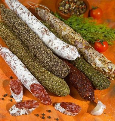 Fuet met Paprika, 150 gram