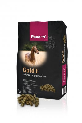 Pavo Gold E (20 kg)